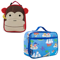 Boys Lunch Bags
