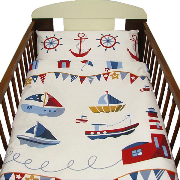 Cot Bed Duvet Cover 100% Cotton