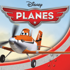 Disney Planes Wall Stickers
