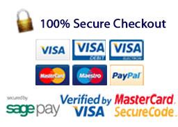 Secure online payment via SagePay