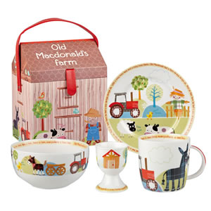 Melamine Dinner Sets; Ceramic Childrenu0027s Dinner Sets  sc 1 st  Becky u0026 Lolo & Childrens Dinner Sets Tableware and Place Mats | Becky u0026 Lolo