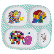 Children's Compartment Trays