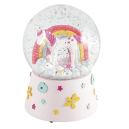 Children's Musical Snow Globes