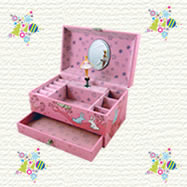 Girls Jewellery Boxes