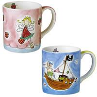 Children's Ceramic Mugs