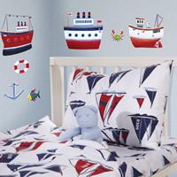 Children's Nautical Bedroom Theme