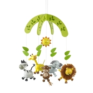 Nursery Decorative Wooden Mobiles