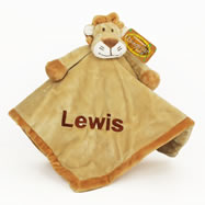 Personalised Baby Comforters