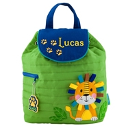 Children's Personalised Quilted Backpacks