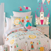 Children's Princess and Fairy  Bedroom Theme