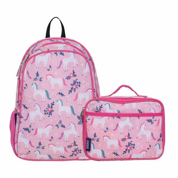 Wildkin Lunchboxes & Backpacks