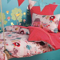 Children's Woodland Bedroom Theme