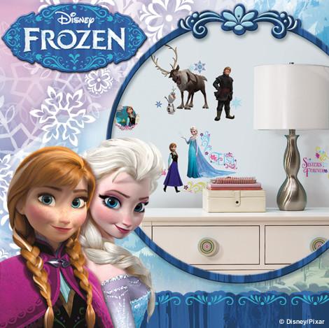 Frozen Wall Stickers