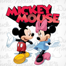 Disney Mickeys Clubhouse Wall Stickers