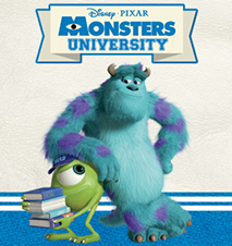 Monsters Inc. Wall Stickers