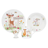 Children's Personalised Tableware