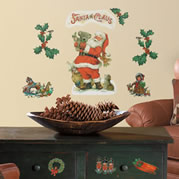 Seasonal Wall Stickers