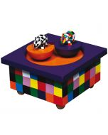 Baby Music Boxes - Elmer The Elephant