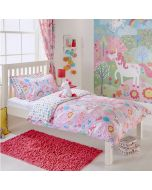 pink unicorn duvet cover sets