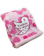 Personalised Baby Blankets - Thank Heaven For Little Girls