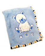 Personalised Baby Blankets - Little Bear