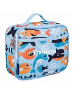 Personalised Lunch Bag - Fish