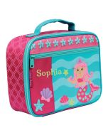 Girl's Mermaid Lunch Box - Personalisable