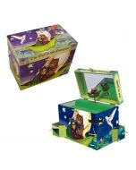 Girls jewellery boxes with owl and pussycat