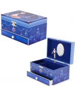 Kids musical jewellery boxes - Paris in winter