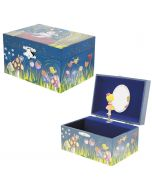 girls jewellery boxes- Princess and Frog