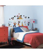 RoomMates Disney Mickey Mouse Clubhouse Wall Stickers