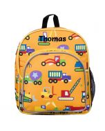 Personalised Kids Backpack Construction