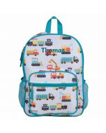 Personalised Construction Backpacks