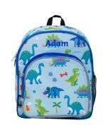 Personalised Dinosaur Toddler Backpack