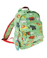 Personalised Jungle Mini Backpacks