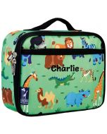 Personalsied Jungle Lunch Boxes