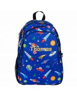 Children's Space Backpack - Personalisable
