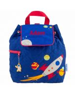 Personalised Toddler Backpack Space