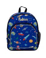 Personlised Toddler space backpack