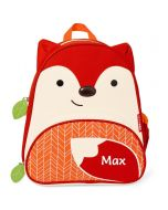 Skip Hop Backpack Fox Personalised by embroidery