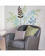 Multi Branches Wall Sticker
