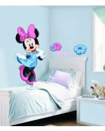 Disney Mickeys Clubhouse Minnie Mouse Giant Wall Sticker