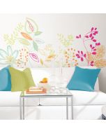 Riviera Floral Wall Stickers