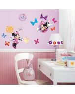 Disney Minnie Mouse Bow-Tique Wall Stickers