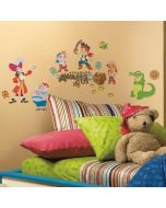 Jake and the Never Land Pirates Wall Stickers