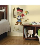 Jake and the Never Land Pirates Giant Wall Stickers