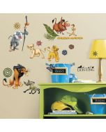 Disney's The Lion King Wall Stickers