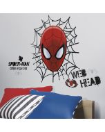 Ultimate-Spider-Man Web Head Wall Stickers