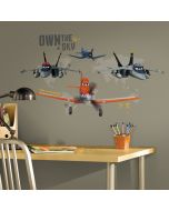 Disney Planes Own The Sky Giant Wall Stickers