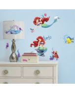Disney's The Little Mermaid Wall Stickers